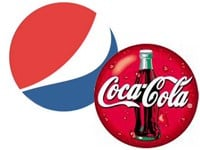 cokepep2 200x150 PepsiCo Tops Estimates on Lower Profit