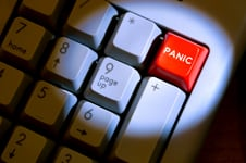 Panic Button tech stocks