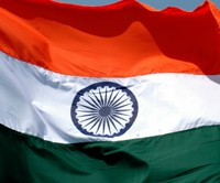 india flag 200x166 Walmart's Joint Venture in India Comes to a Close