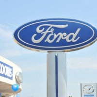 Once an IOU to Creditors, Iconic Blue Oval Returns to Ford
