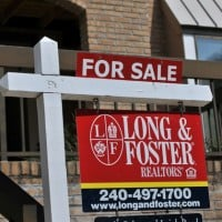 House Home For Sale Long Foster 200x200 S&P Case Shiller: Home Prices Rose in May