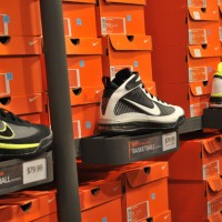 Nike Shoes 200x200 Under Armor Beats Q2 Forecasts, Shares Jump