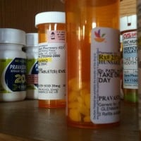 prescription drugs 200x200 CVS, Rite Aid Sue Pfizer, Teva Over Antidepressant