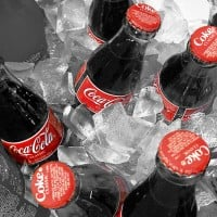 Coke Coca Cola bottles pop 630 flickr 200x200 Coca Cola Places $10M Bet on Spotify