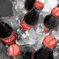 Coke Coca Cola bottles pop 630 flickr 200x200 Coca Cola Powers Up With Protein Drink Stake