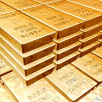 gold bars flickr 630 200x200 Gold Ending Week on Downward Path