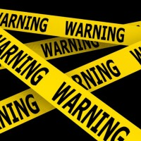 warning tape 630x473 200x200 The Market That Cried Wolf: The End Isn't Near