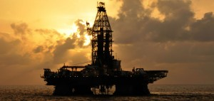 10336865 offshore oil rig 300x142 Oil Stocks   Snag SLB & HAL After Stellar Earnings