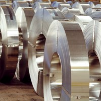 11894247 steel coils in a factory 200x200 Alcoa Shares Fall on Lower Q3 Results