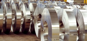 11894247 steel coils in a factory 300x142 Steel Industry to Suffer as China's Iron Ore Appetite Slows