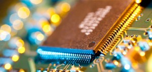 12499015 electronic chip on circuit board 300x142 Micron, Rambus End 13 Year Court Battle