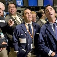 NYSE traders trading floor watch 630 flickr 200x200 Annie's Downgrade, Earnings Miss and Outlook Send BNNY Stock Sliding