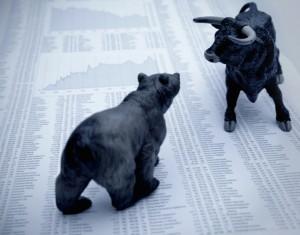 S&P 500 stock market