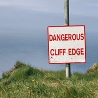 dangerous cliff edge 630 Flickr 200x200 Ford Is Preparing for the Fiscal Cliff