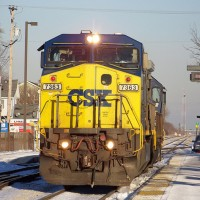 CSX 630 200x200 KSU Stock   Kansas City Southern Dives After Earnings Miss