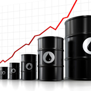 oil chart 185 iStockphoto Spiking Oil Prices, Rising Energy Stocks Are Headed for a Fall