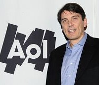 tim armstrong ceo aol s 200x172 AOL Tops Profit, Revenue Forecasts