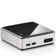 Intel NUC is a Mini PC from INTC