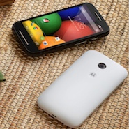 Small smartphones like Moto E are also much less expensive