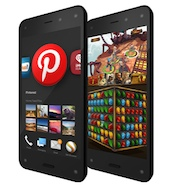 Fire Phone Amazon smartphone