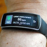 Healthcare technology from SSNLF includes Gear Fit