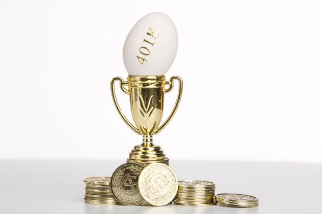 401k trophy winning