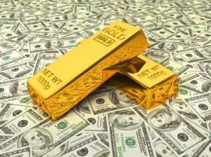 3 Red-Hot Gold Stocks Cooling Off (ABX, NEM, GG)
