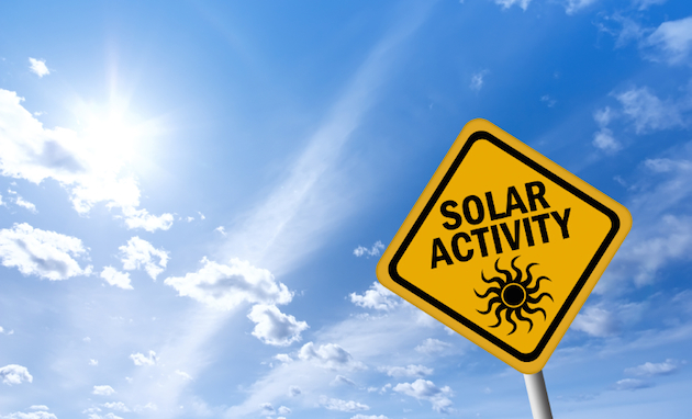 solar stocks on the move