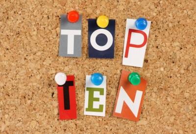 top 10 ten bulletin board 630 ISP
