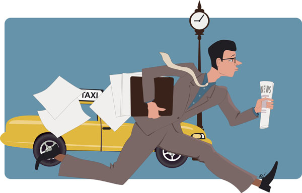 Uber's legal battle the taxi industry