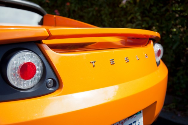 electric vehicles market and car maker tesla motors tsla
