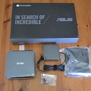 Asus Chromebox review Intro