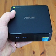 Asus Chromebox review shows cheap PC competitor is tiny