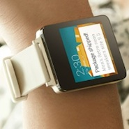 G Watch on wrist LG G Watch Review: The First Android Wear Smartwatch