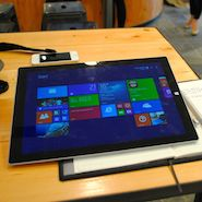 Surface Pro 3 intro Surface Pro 3 Review: Microsoft's Pro Tablet Gets Bigger, Better