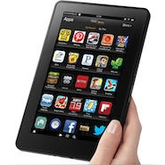 AAPL vs AMZN tablets Giants Collide   Is AAPL vs. AMZN the Next Big Tech Clash?