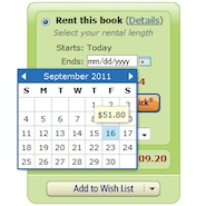 Back to school Tips, Amazon Kindle Textbook Rental