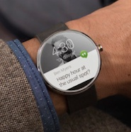 Moto 360 Review: Finally, a Smartwatch That's Not Square ...