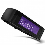 Microsoft band, fitness tracker