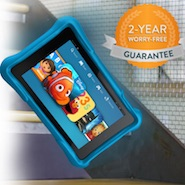 Best tablets, Amazon Fire HD Kids Edition