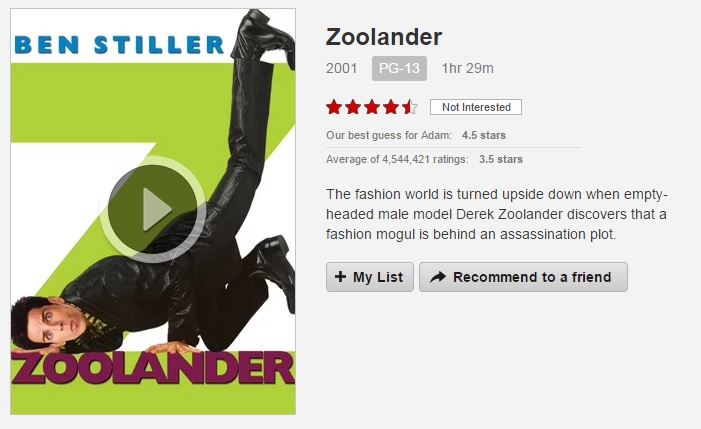 best-adventure-movies-on-netflix-zoolander