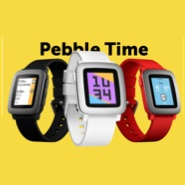 holiday gift guide, Pebble Time