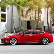 Tesla Motors Inc, TSLA, Panasonic