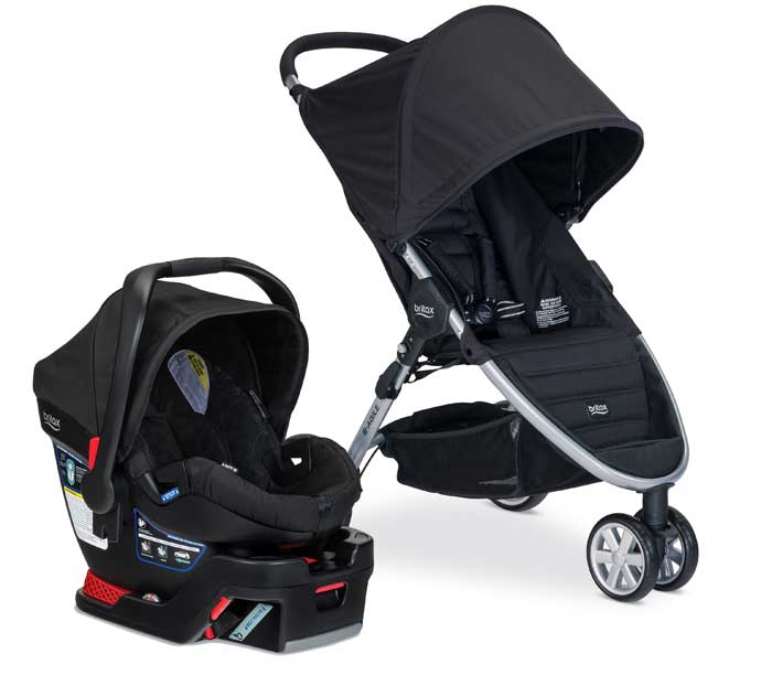 Britax Recall: Which Infant Car Seats Are Involved