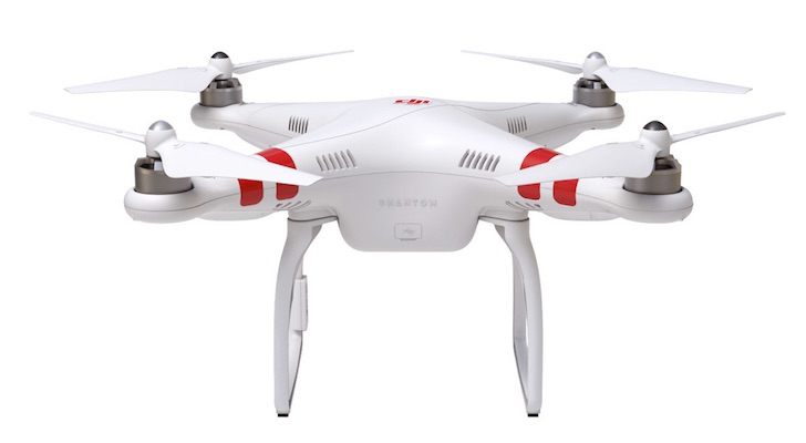 10 Best Tech Gadgets to Take to the Beach: DJI Phantom 2 Drone