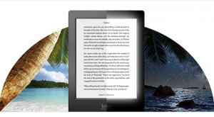 10 Best Tech Gadgets to Take to the Beach: Kobo Aura H20