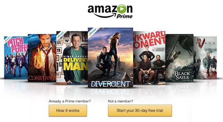 Amazon Launches Amazon Prime in Singapore