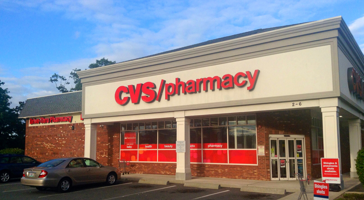 cvs health corp  cvs  stock is a black