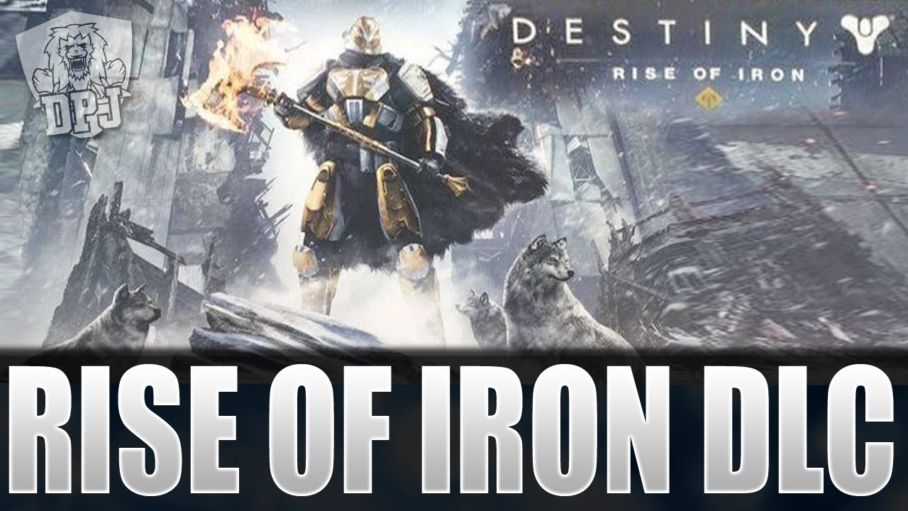 Bungie And Activision Unveil Destiny Rise Of Iron: Bungie Reveals 'Destiny: Rise Of Iron' Trailer