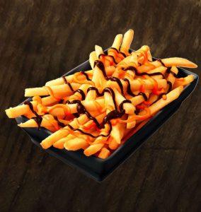 McDonald's, MCD, Pumpkin Chocolate French Fries